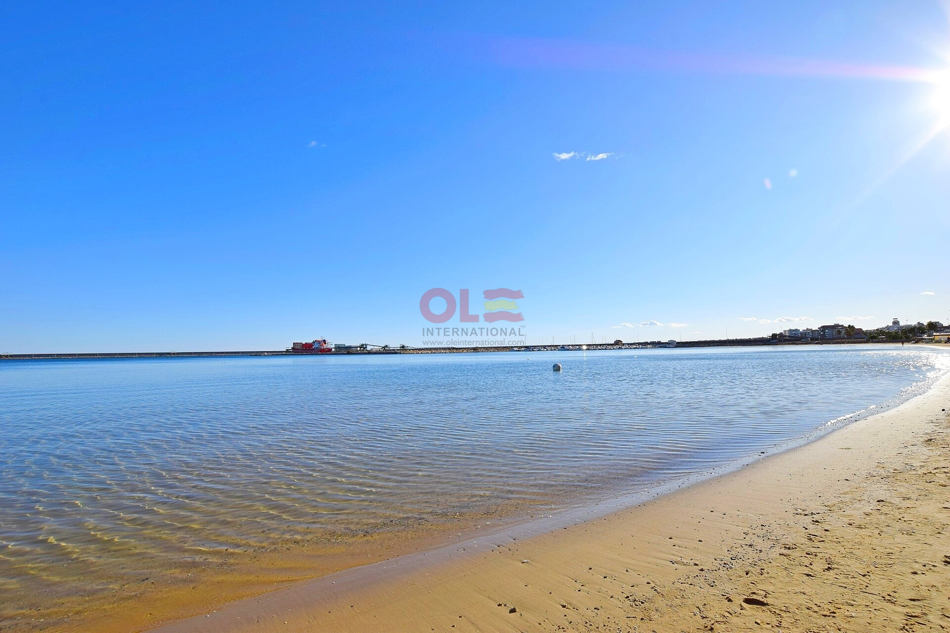 Studio 180 m. walk to beach in south Torrevieja  *