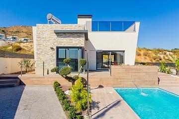 Detached Villa in Finestrat in Olé International