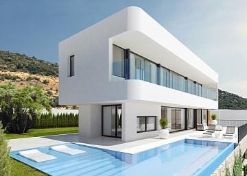 Detached Villa in Sierra Cortina, Finestrat in Olé International