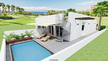 Semi-Detached Villa in Los Alcazares - Mar Menor in Olé International