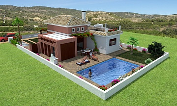 Detached Villa in Los Alcazares - Mar Menor in Olé International