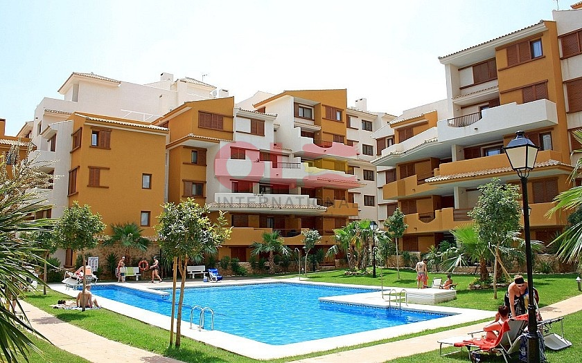 Apartement in Punta Prima, Orihuela Costa - Wederverkoop in Olé International