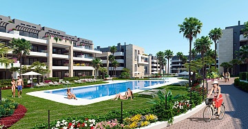 Apartment in Playa Flamenca, Orihuela Costa in Olé International