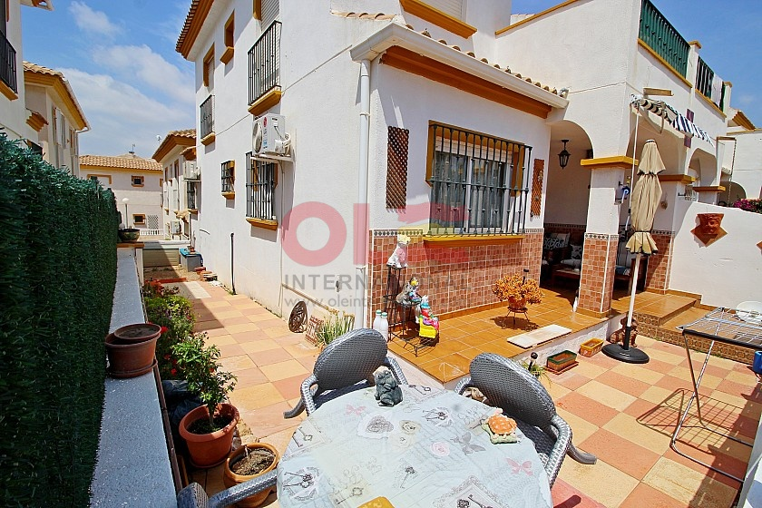Rijwoning in La Florida, Orihuela Costa - Wederverkoop in Olé International